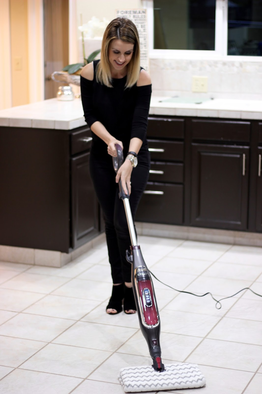 The Real Housewife Of Fresno Speed Cleaning
