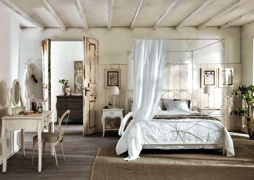 Contoh Dekorasi Kamar Tidur Romantis Klasik