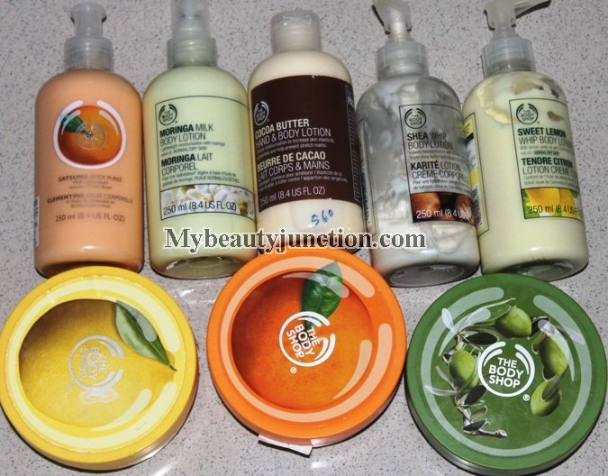 Why I will not buy The Body Shop skin care products for now