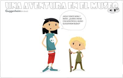 Resultado de imagen de visita virtual museos para niños