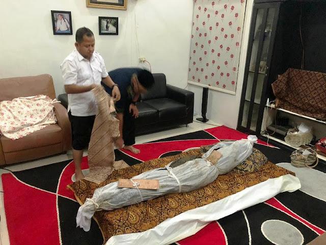 14 Tahun Menanti, Taufik Akhirnya Temukan Jenazah Istri yang Jadi Korban Tsunami Aceh