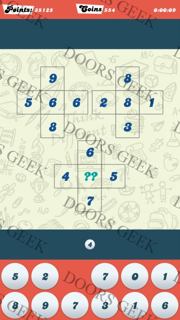 Think Different Level 48 Answer ~ Doors Geek