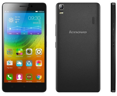 Firmware Lenovo K3 Note