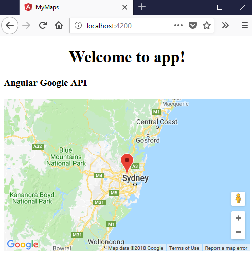 Angular 5, 6 Google Maps (AGM) API Key - Integrating Google ... on australia map, world map, mecca map, india map, gobi desert map, moluccas map, indonesia map, bali map, malaya map, gujarat map, madagascar map, hawaii map, jakarta map, vietnam map, philippines map, mekong river map, sumatra map, singapore map, china map, indochina map,