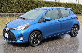 Toyota Yaris 2018 - 2018 voitures les moins chères