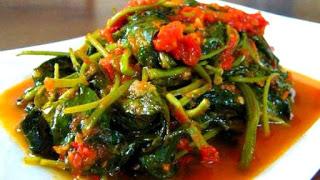 Resep Tumis Kangkung Kaya Nutrisi tuk Tubuh
