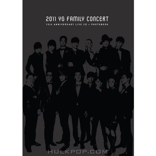 Y.G Family – 15th Anniversary 2011 YG Family Concert [ITUNES PLUS AAC M4A]