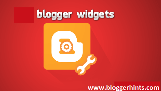 HTML Widgets For Websites / Blogspot