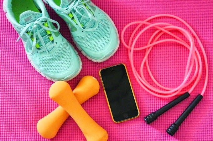 My (Very New) Workout Routine | Cate Renée