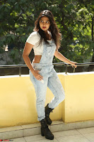 Neha Deshpande in Spicy Denim Jumpsuit and Whtie Crop Top March 2017 111.JPG