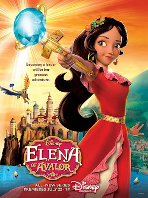 Elena Of Avalor Ready To Rule 2016 DVDR R1 NTSC Latino