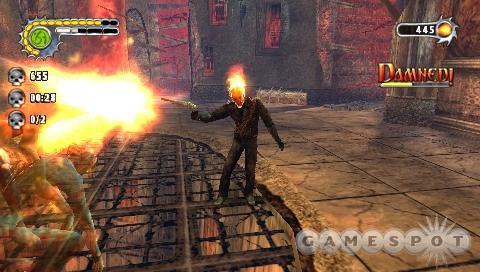 Ghost Rider Online Games