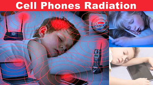 What are specific absorption rate phones values ​​and radiation warning?