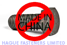 NonChinese Fasteners