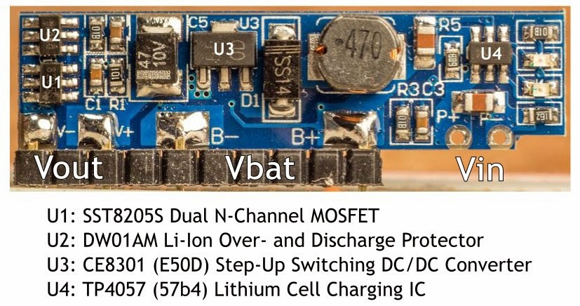 The Lt1109 Step Up Dc Dc Converter Datasheet And Circuit Diagram