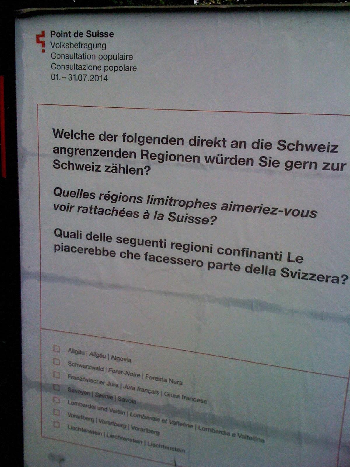 Pour une Suisse qui dure…