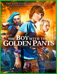 The Boy with the Golden Pants (2014) | DVDRip Latino HD Mega 1 Link