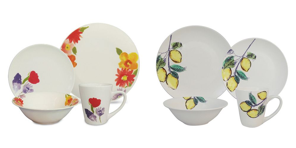 Head over to Kohls and get one of these Sonoma 16-pc Dinnerware Set and a Pillow (or a $5.01+ filler of your choice) for only $11.18 when you stack these ...  sc 1 st  qpanion & Hot* Sonoma Goods for Life 16-pc Dinnerware Set \u0026 Pillow $11.18 + ...