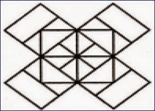 Puzzle Solutions Answers: Count the number of squares riddle