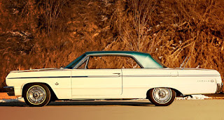 1964 Chevrolet Impala SS Side Left
