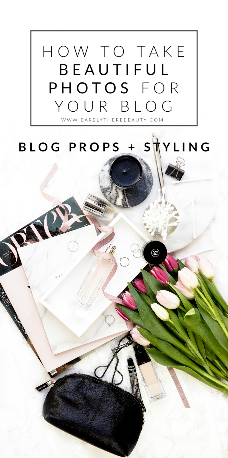 blog props & photography styling tips