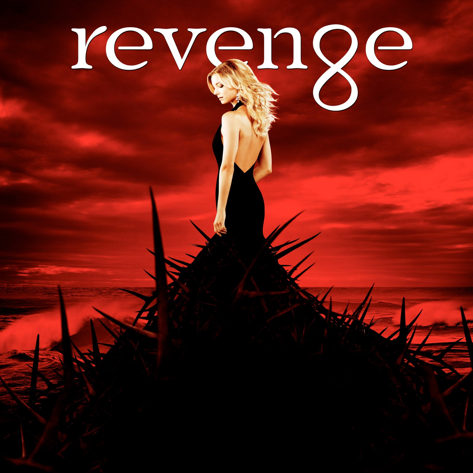 Revenge Season 2 Poster, Emily Thorne