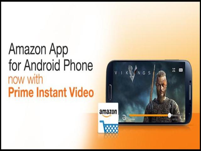 Amazon Prime Instant Video App For Android