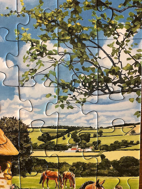 easy jigsaw puzzle