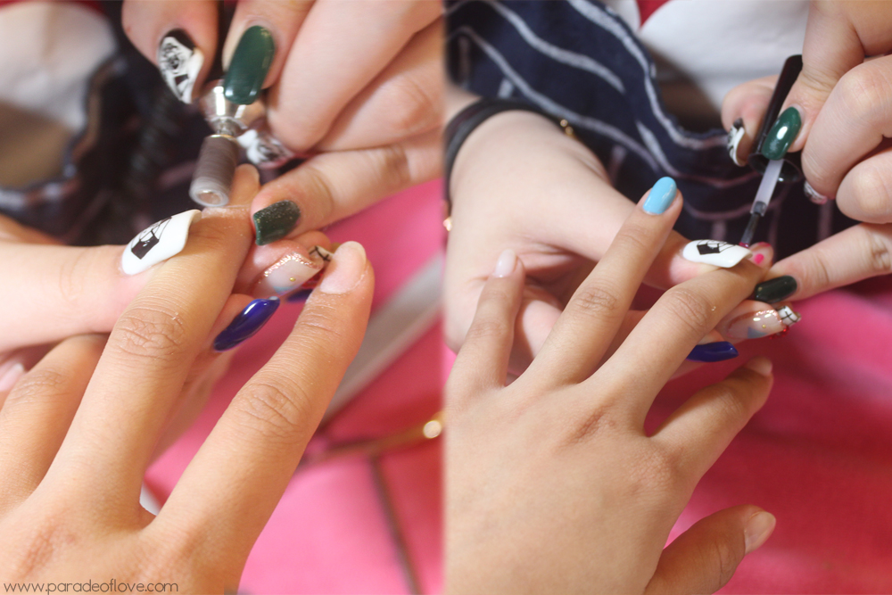 Summer Mermaid Nails with Dance in Finger: Review – Roanna Tan ...