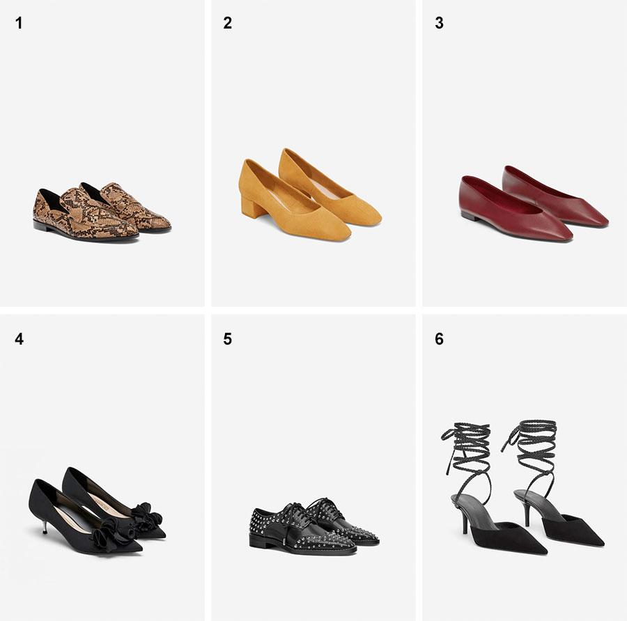 Con Pantalones Para Palazzo 6 Llevar Zapatos oWeCxBrd