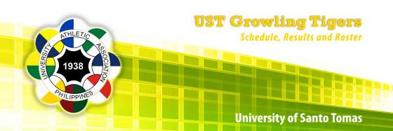 UST Growling Tigers Schedule, Results, Scores, Roster (Basketball)
