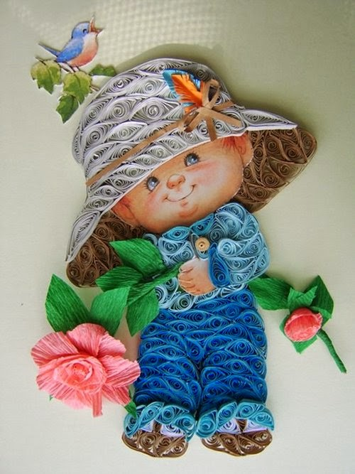 23-Eugenia-Evseeva-Quilling-Paper-&-Photo-Portraits-www-designstack-co