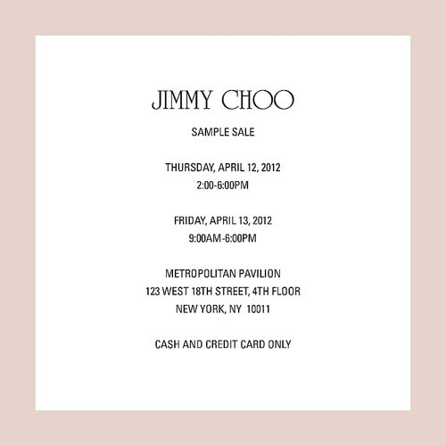 jimmy choo 6pm