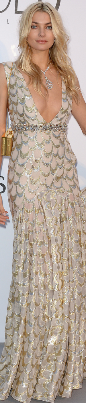 Jessica Hart 2016 amfAR Gala Cannes