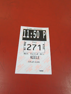 Keele station transfer