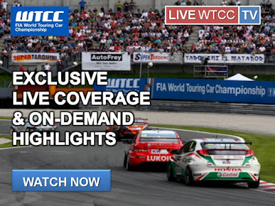 Watch Full Coverage Of FIA WTCC Races Online