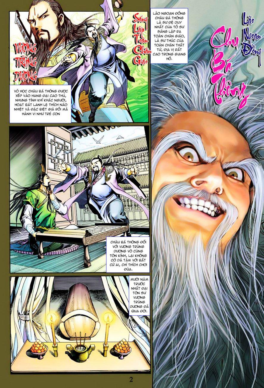 Anh Hùng Xạ Điêu anh hùng xạ đêu chap 40 trang 2