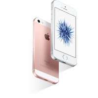 iPhone SE 64GB Oro Rosa