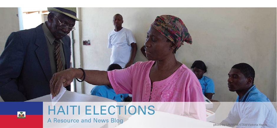 elections in haiti