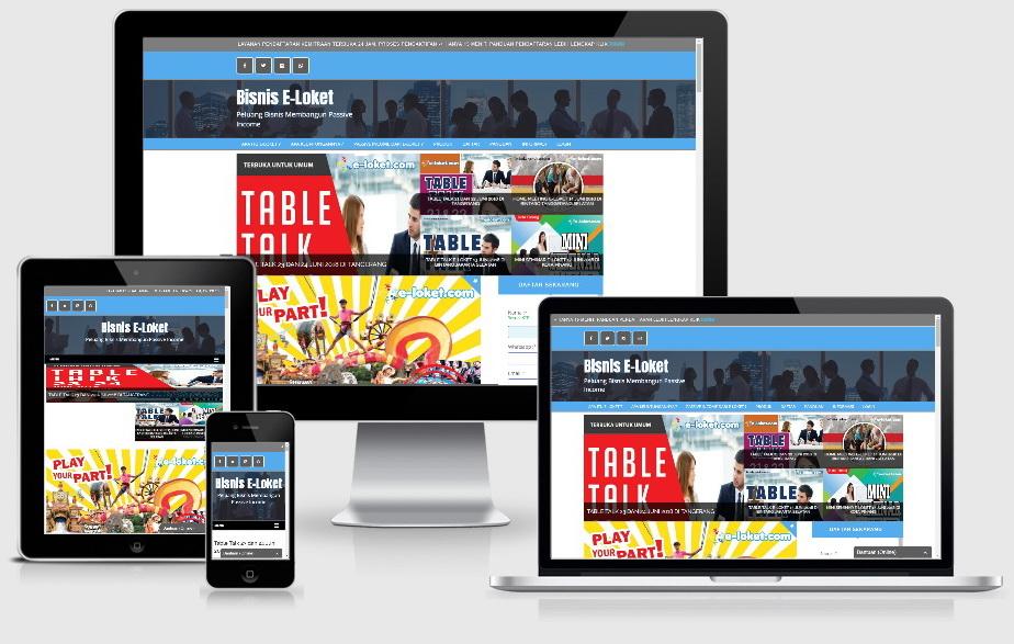 Website Bisnis-E-Loket.com