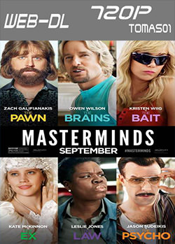De-Mentes maestras (2016) WEB-DL 720p