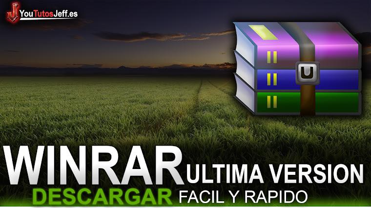 Como Descargar Winrar Ultima Versión 2018 Español