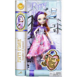 EAH Fairest on Ice Poppy O'Hair Doll
