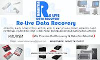 Data Recovery Mersing