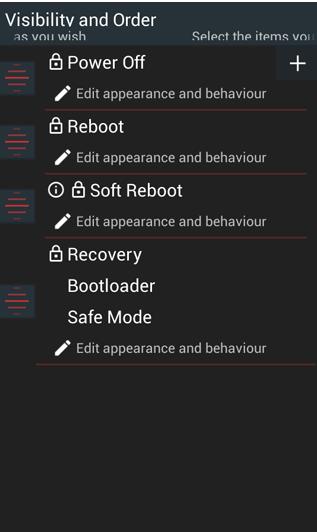 Cara Mudah Menyesuaikan Menu Matikan di Android 9