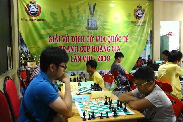 Học cờ vua tại Thủ Đức tp HCM