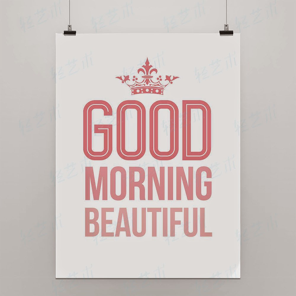 Good Morning Beautiful Bloggers :)