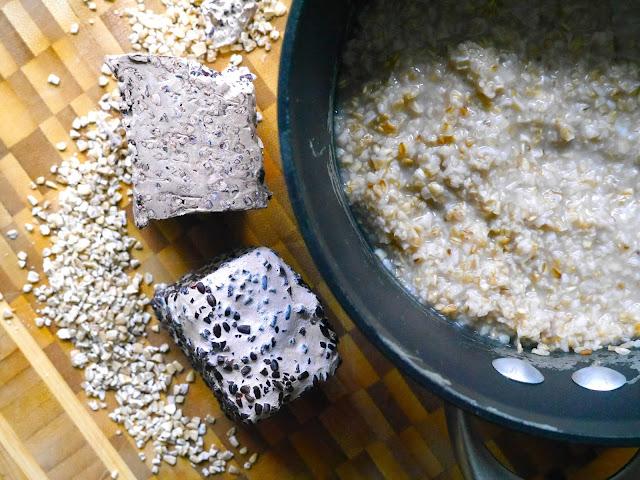 lush porridge soap review