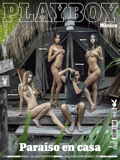 Playboy Mexico - Junio 2018 PDF Digital