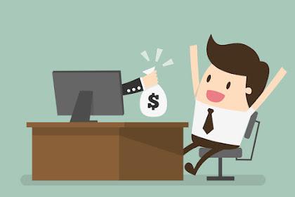 Cara Mendapatkan Uang Dari Internet Dengan Mudah 2018
